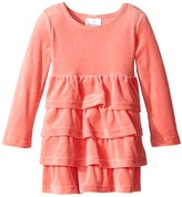 Hanna Andersson Softest Velour Twirl Dress (Toddler)