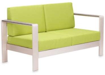 ZUO Cosmopolitan Sofa in Green
