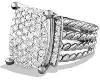 David Yurman Wheaton® Ring With Diamonds