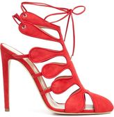 Chloe Gosselin 'Calico' strappy tie up sandals