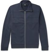 A.P.C. Vincent Cotton Zip-up Sweatshirt