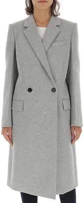 Givenchy Double Breasted Tailored Coat