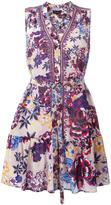 Saloni 'Tilly' dress - women - Silk - 10
