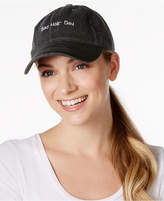 Steve Madden Bad Hair Day Baseball Cap