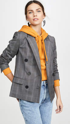 Etoile Isabel Marant Visby Double Breasted Blazer