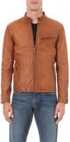 Polo Ralph Lauren Zip-up leather jacket