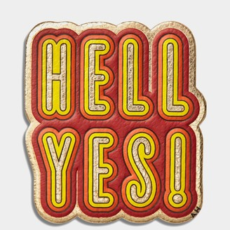 Anya Hindmarch Hell Yes! Sticker