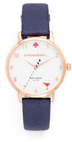 Kate Spade Metro Novelty 5 O'Clock Watch