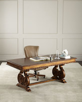 Kimberly Ornate Writing Desk