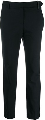 Brunello Cucinelli Cropped Trousers