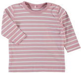 Name It Striped Cotton-Blend Top