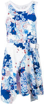 Carven floral print dress - women - Polyester - 36