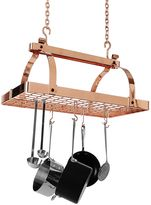 Enclume Classic Rectangle Rack without Bar with Grid in Copper