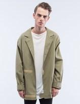 Rabbithole London Strap Overcoat