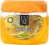 Fonex Hair Gel, Ultra Strong and Wet, 24-Ounce