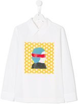 Marni Mini Me print shirt