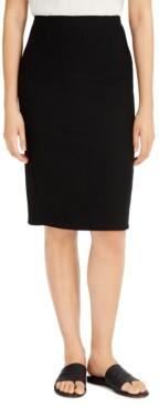 Eileen Fisher System High-Waist Pencil Skirt, Regular & Petite Sizes