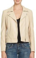 1 State Zip Front Moto Jacket