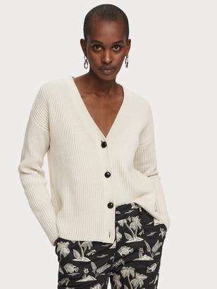 Scotch & Soda Chunky Knit Cardigan | Women