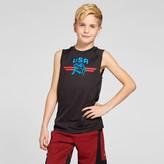 Champion Boys' Graphic Tech T-Shirt USA