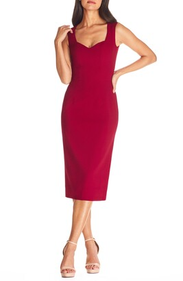 Dress the Population Elle Sheath