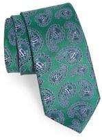 Cufflinks Inc. Men's Cufflinks, Inc. 'Superman' Paisley Silk Tie