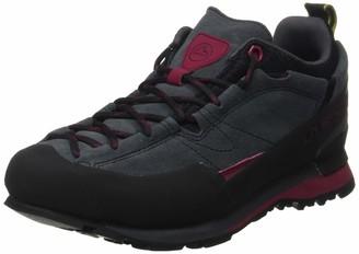 La Sportiva Boulder X W Approximation Shoes Carbon/Beet 6+ UK (39.5 EU)