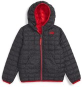 The North Face ThermoBall TM PrimaLoft ® Reversible Hooded Jacket (Toddler Boys & Little Boys)