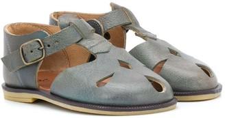 Pépé Textured Finish Sandals