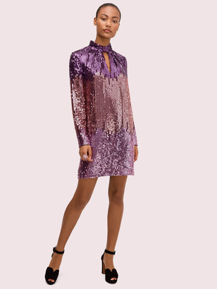 Kate Spade Ombre Sequin Dress