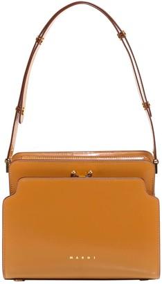 Marni Trunk Small Reverse Shoulder Bag