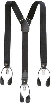 Club Room Men Herringbone Convertible Suspenders