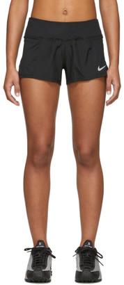 Nike Black Crew Shorts