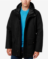 Tommy Hilfiger Men's Hooded Tech Stadium Coat
