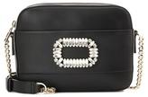 Roger Vivier Photocall Leather Shoulder Bag