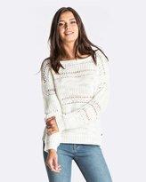 Roxy Womens Dream Believer Knit Jumper