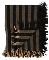 Fendi Alpaca Throw Blanket