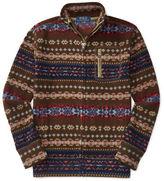 Ralph Lauren Boys 8-20 Knitted Fleece Jacket
