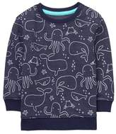 Gymboree Whale Pullover