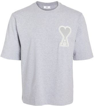 Ami Big Heart Logo T-Shirt