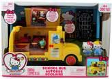 Hello Kitty School Bus Set