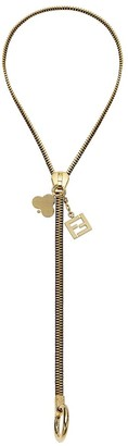 Fendi Zipper Charms Keyring