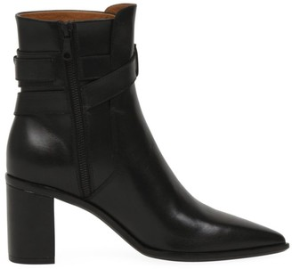 Rag & Bone Brynn Buckle Leather Boots