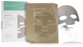 Patchology 4-Pack SMARTMUD No Mess Mud Masque