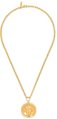 Chloé Gold-Plated Figure Pendant Necklace