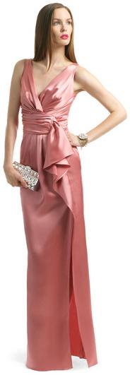 Moschino Blushing Pink Gown