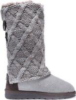 MUK LUKS Womens Demi Marl Boot