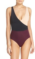 Solid & Striped Women's Ballerina One-Piece Swimsuit