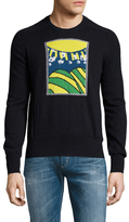 Michael Bastian Sunshine Hills Cashmere Crewneck Sweater