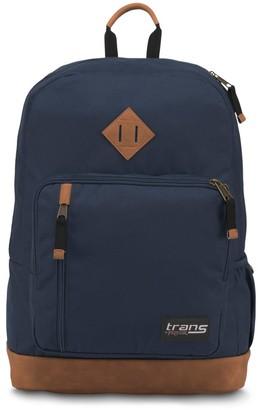 "JanSport Trans by Dakoda 17"" Solid Backpack - Navy"
